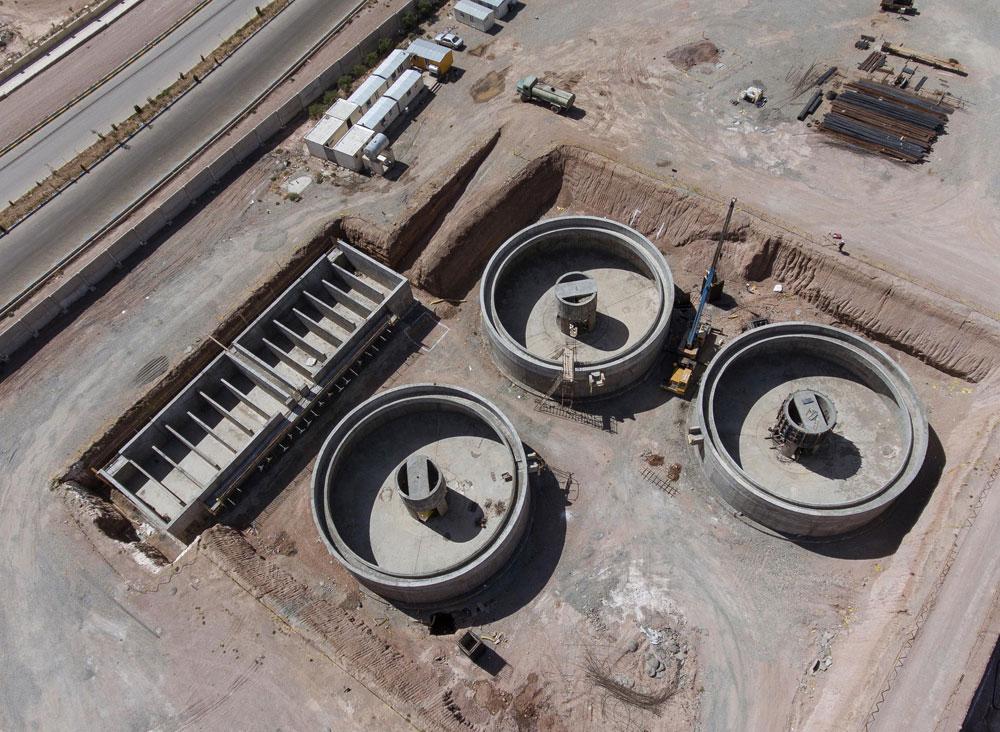 Robat Karim Waste Water treatment Plant